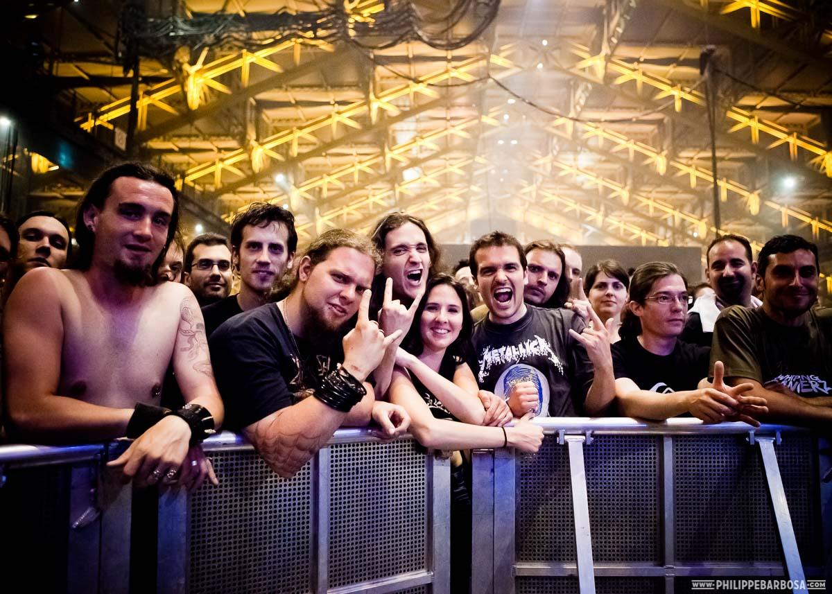 Metallica Lyon 2010